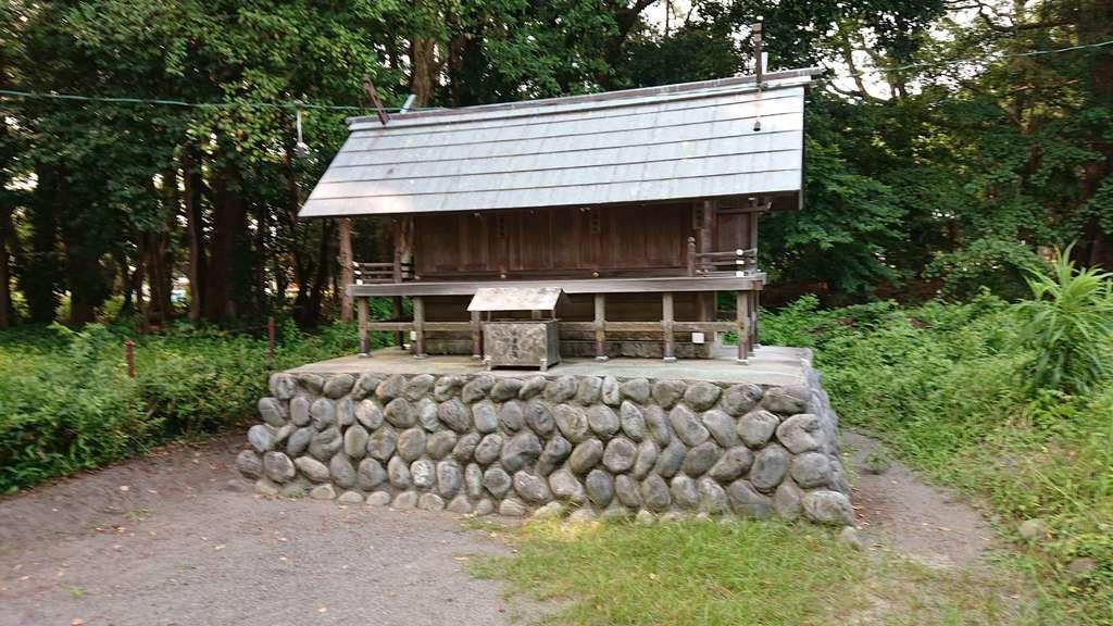 御穂神社の末社