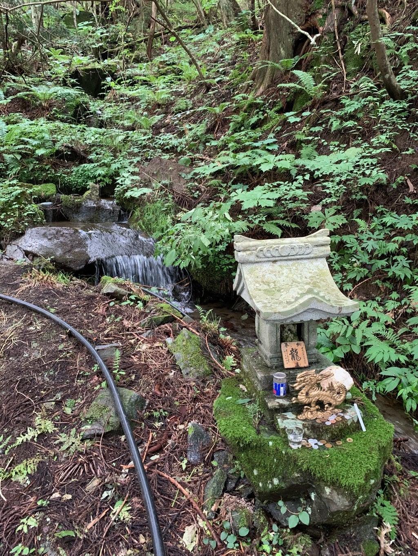 早池峯神社の末社