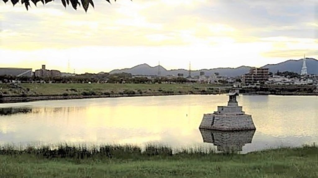 龍神社の景色