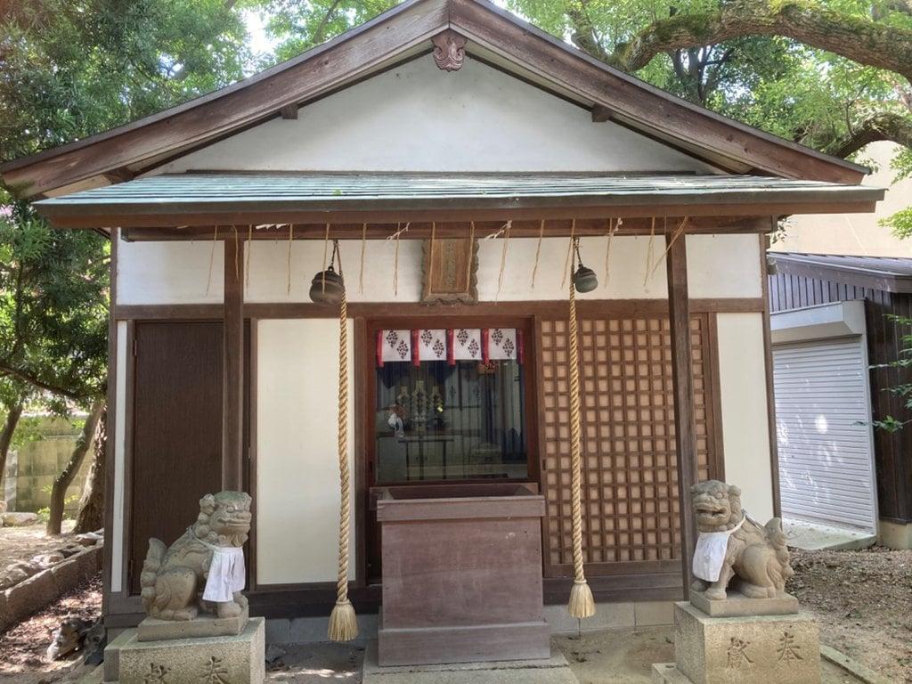 岡太神社の末社