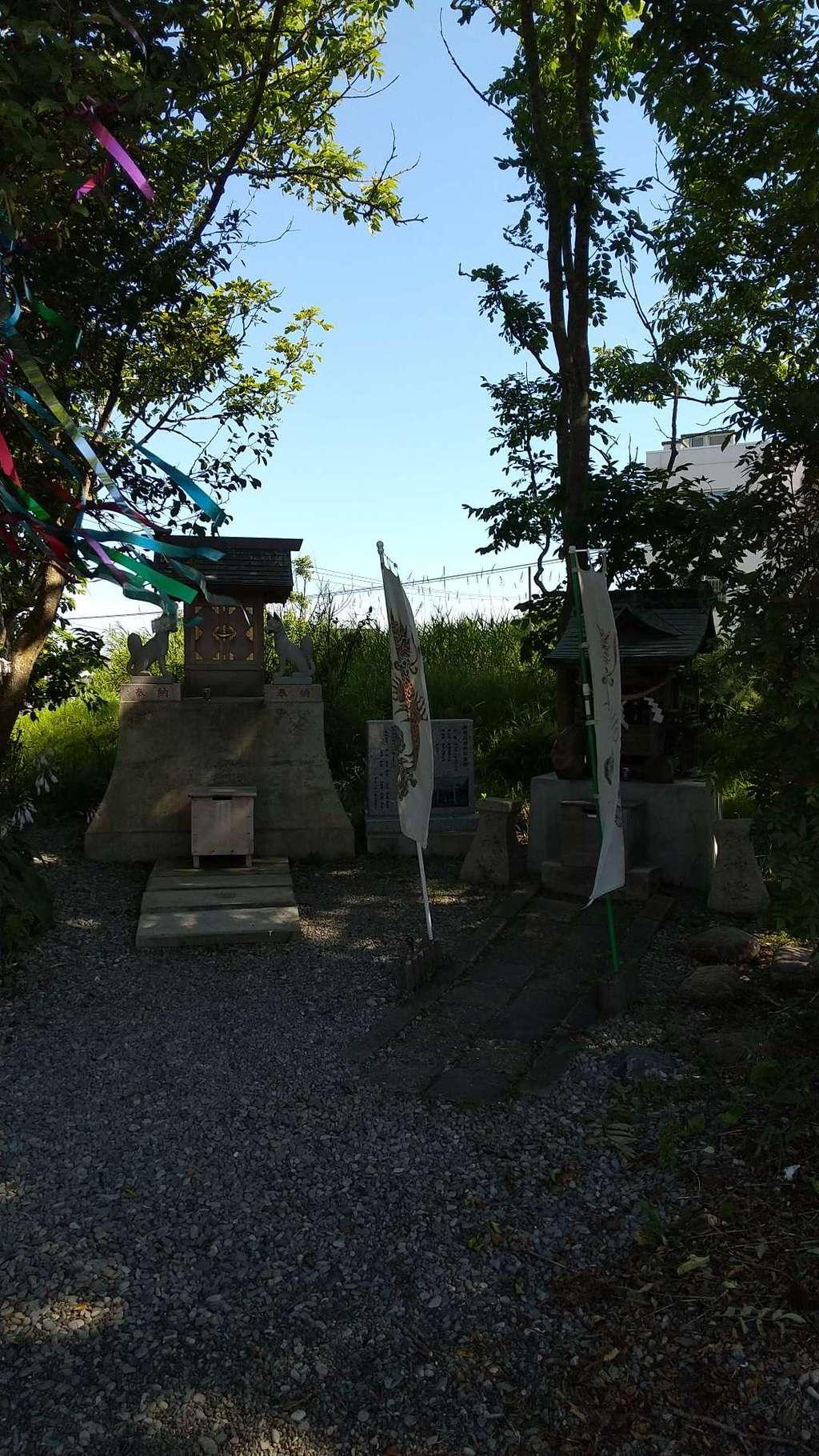 釧路一之宮 厳島神社の末社