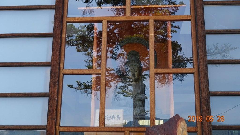 常泉寺の本殿