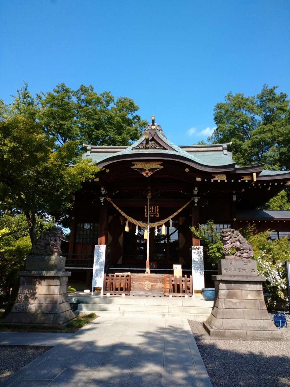 行田 八幡 神社