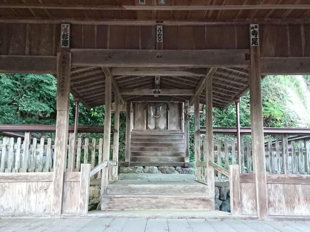 南宮神社の本殿