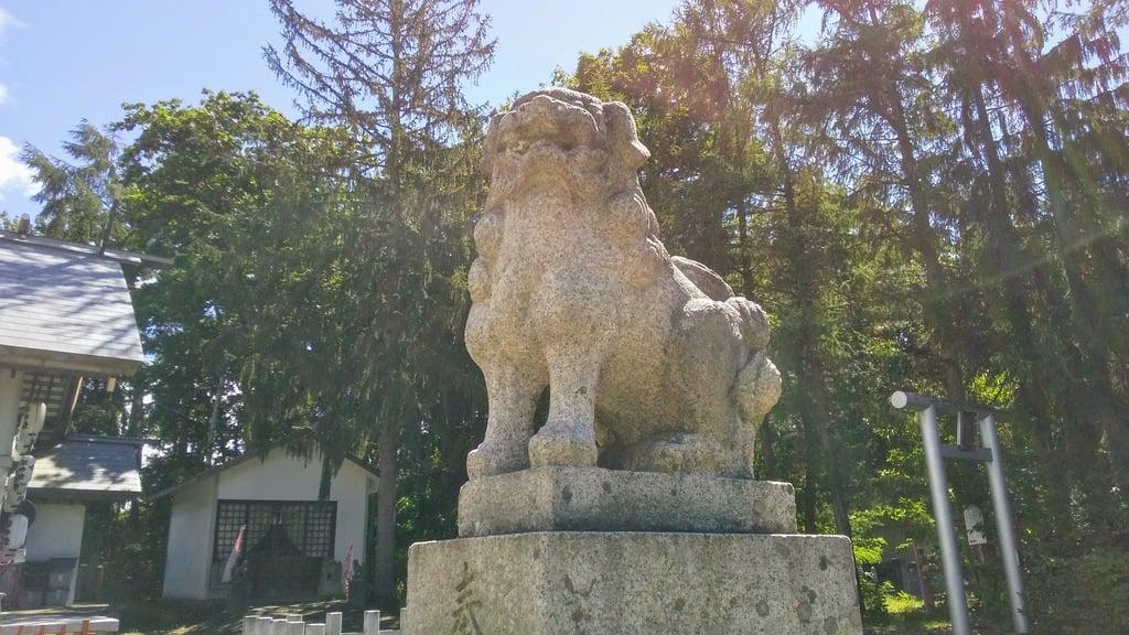 名寄神社(北海道)