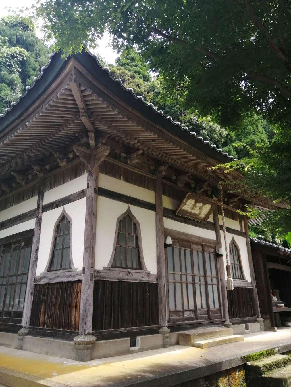 通玄寺の本殿