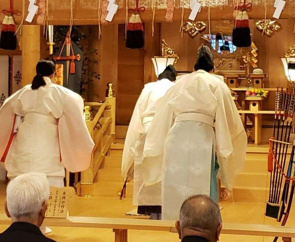 新琴似神社(北海道)