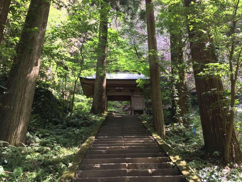壇鏡神社(島根県)