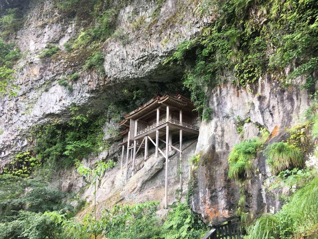三佛寺の建物その他