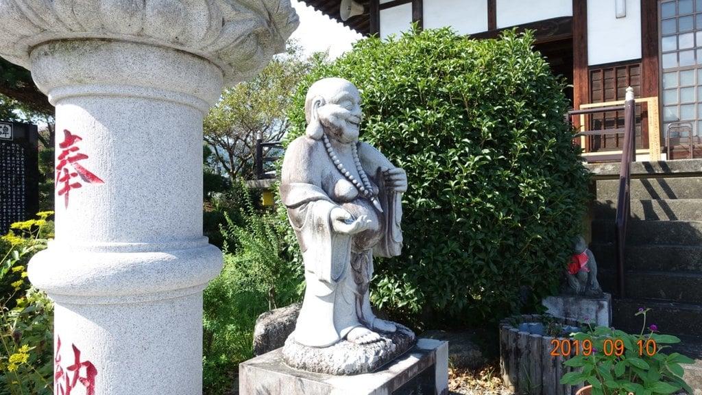 多宝寺の仏像
