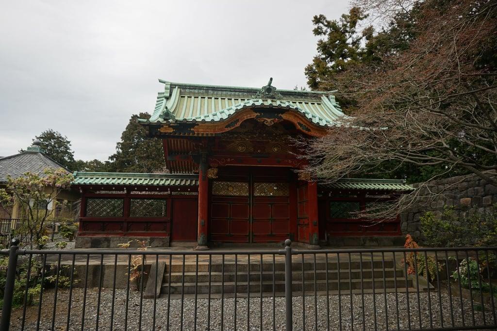 寛永寺(東京都)