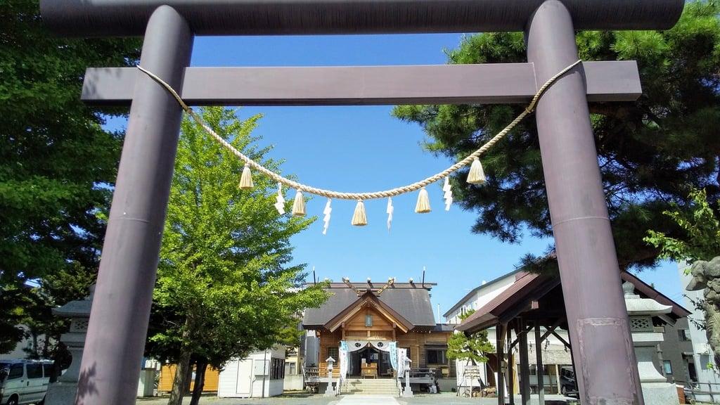 札幌村神社(北海道)