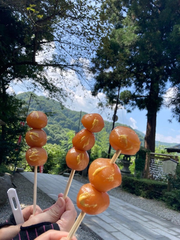 宝珠山 立石寺の食事