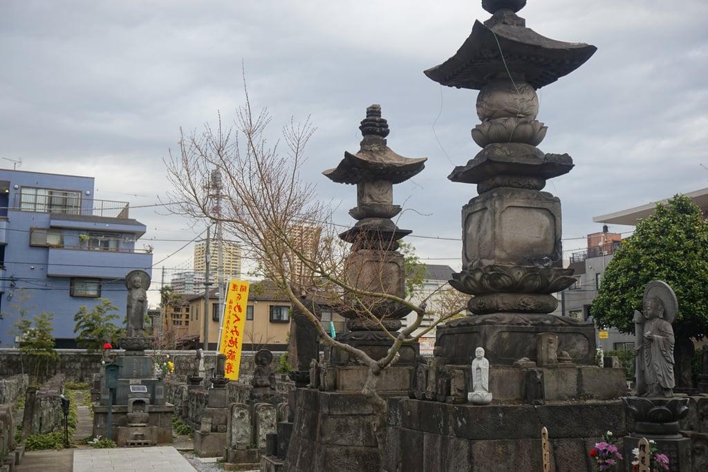 浄名院の塔