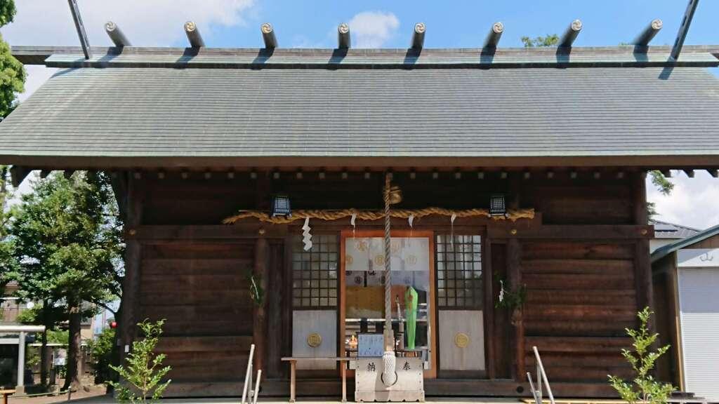 日々神社(神奈川県)