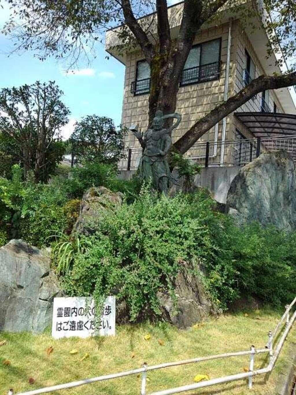 長福寺の山門