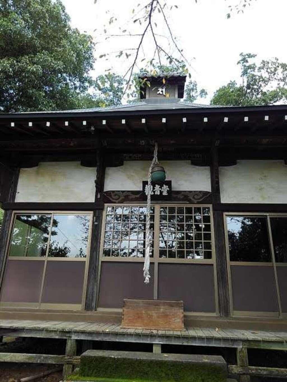 長福寺の末社