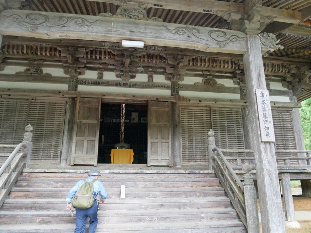 多田寺の本殿