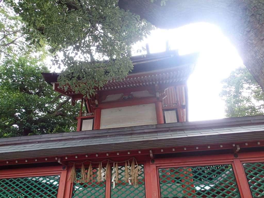 生根神社の山門