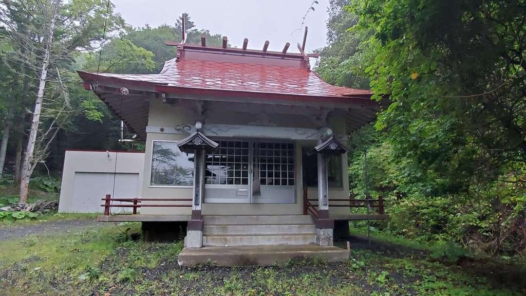 別保神社の本殿