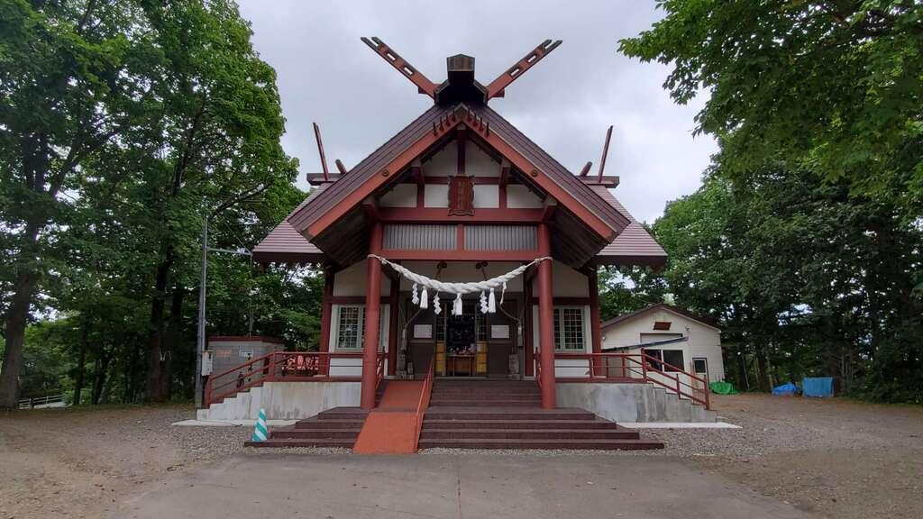 別海神社の本殿