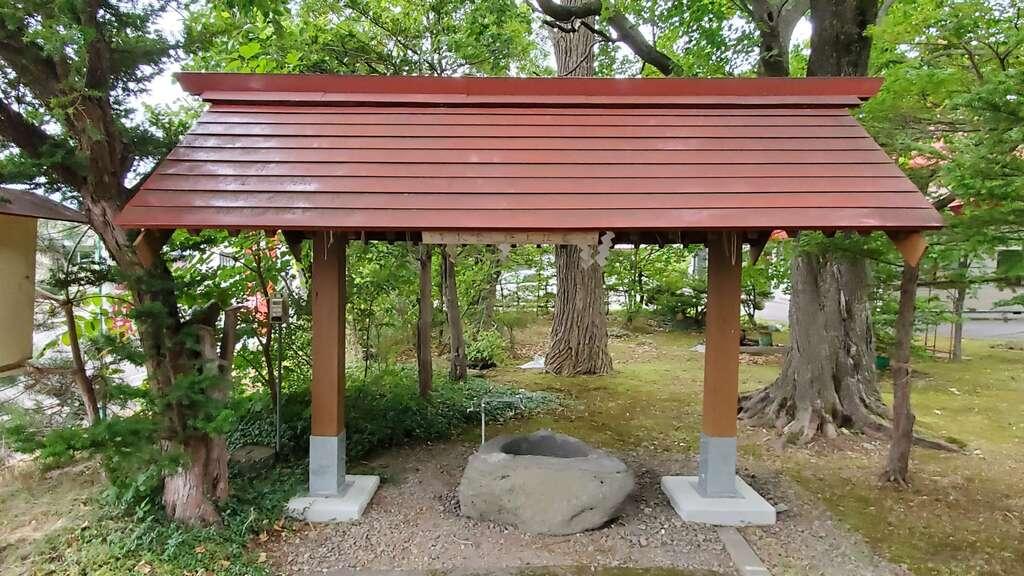 清里神社の手水