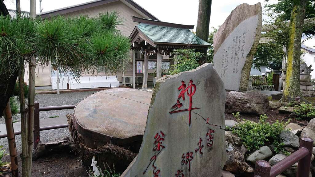 日々神社の建物その他