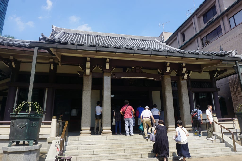 とげぬき地蔵尊 高岩寺の本殿