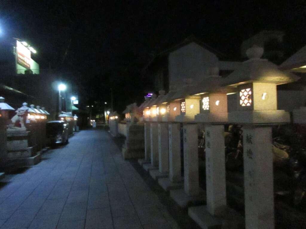 岸和田天神宮の建物その他