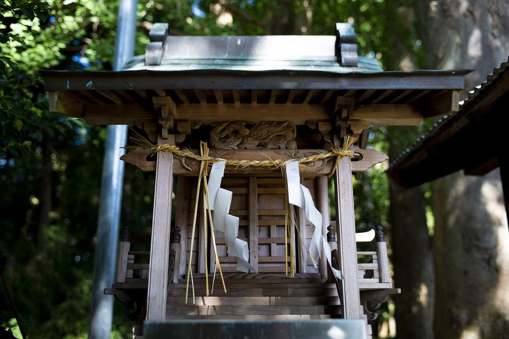 常陸第三宮 吉田神社(茨城県)