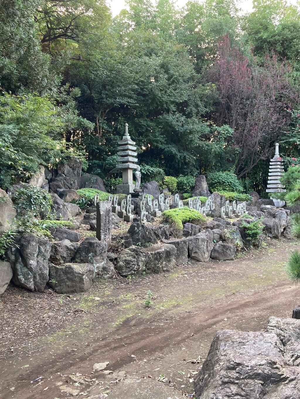 小川寺の塔