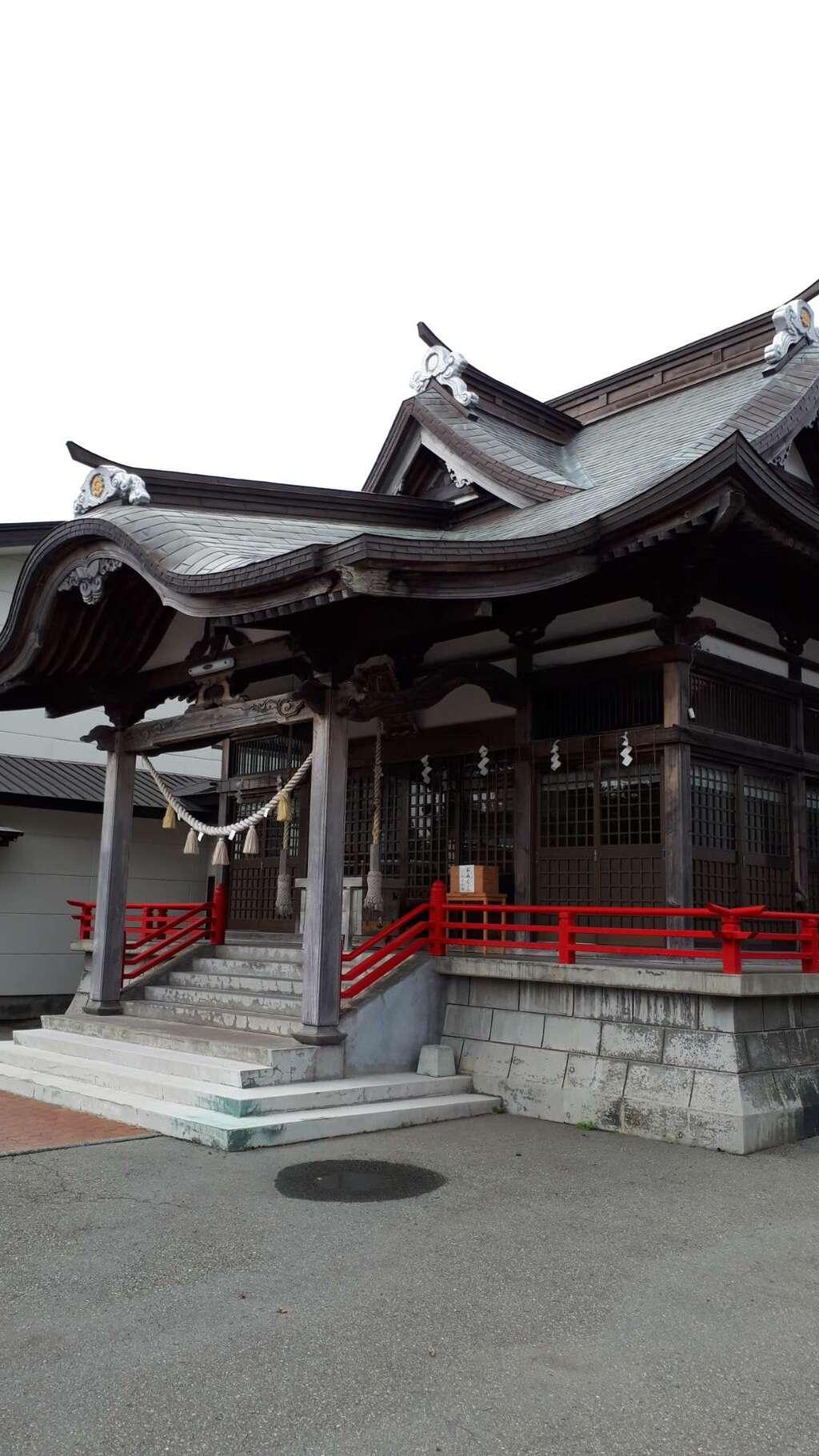 相馬神社(北海道)