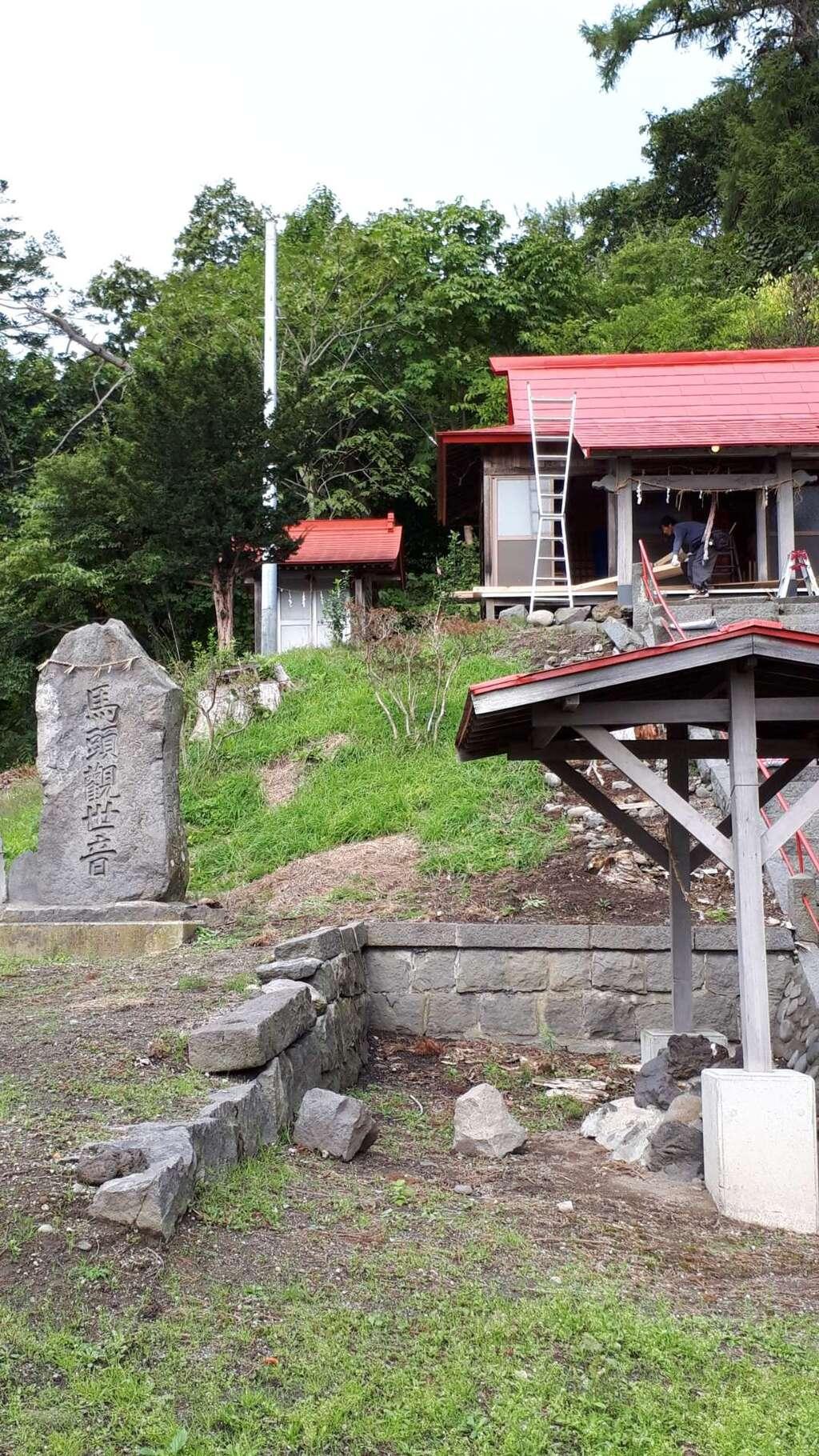 長和神社の建物その他