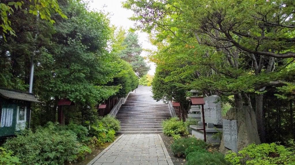 北見神社(北海道)