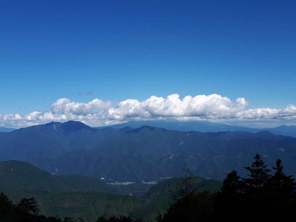 蓮久寺の景色