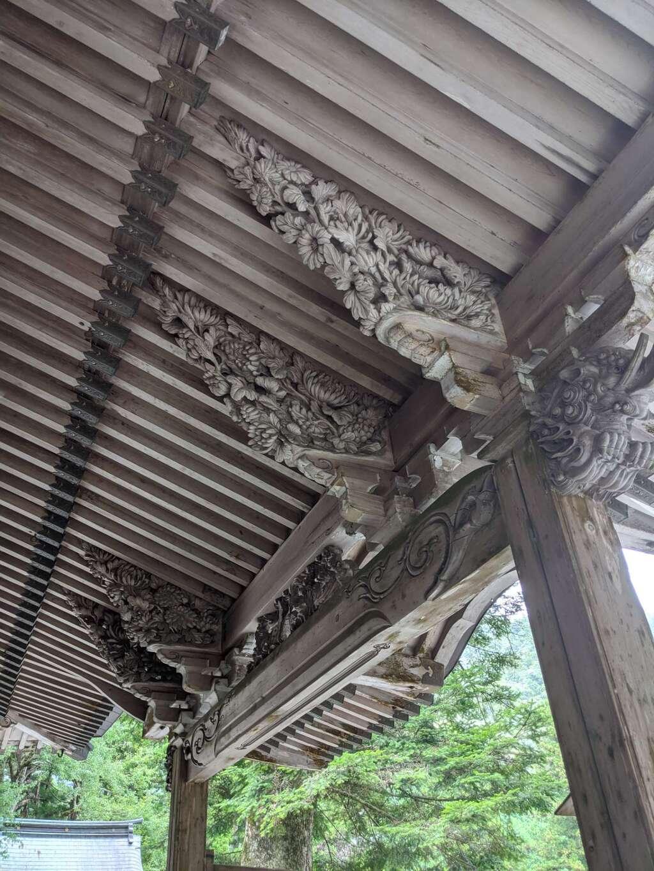 甘南美寺の芸術