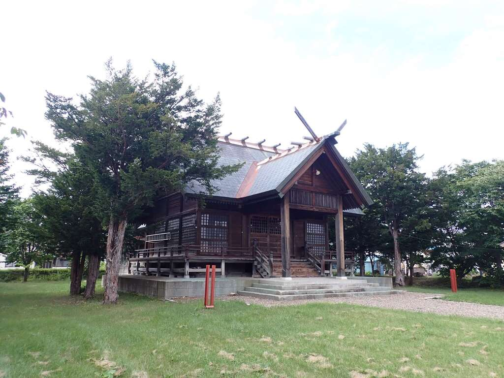 津別神社の本殿