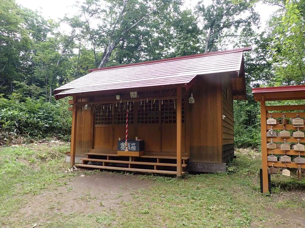 来運神社の本殿