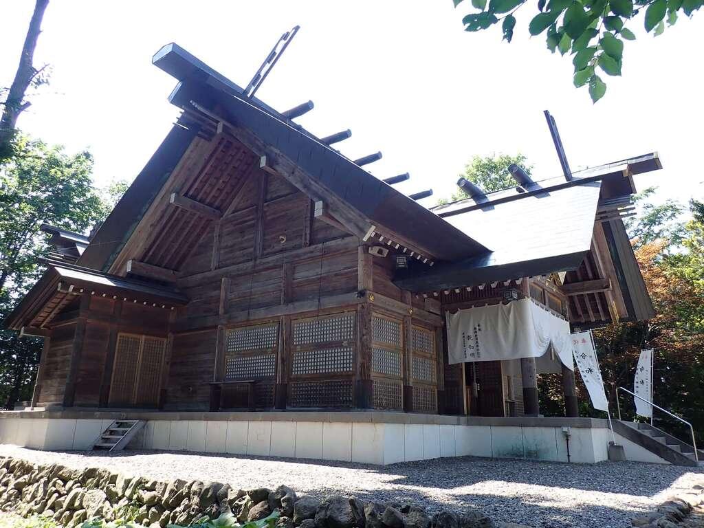 和寒神社の本殿