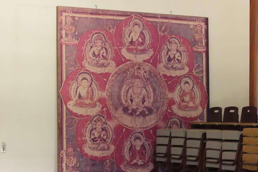 東長寺の芸術