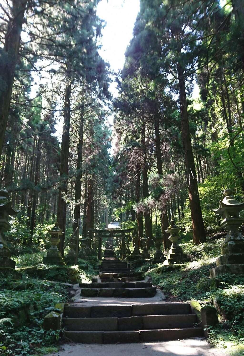 上色見熊野座神社の建物その他
