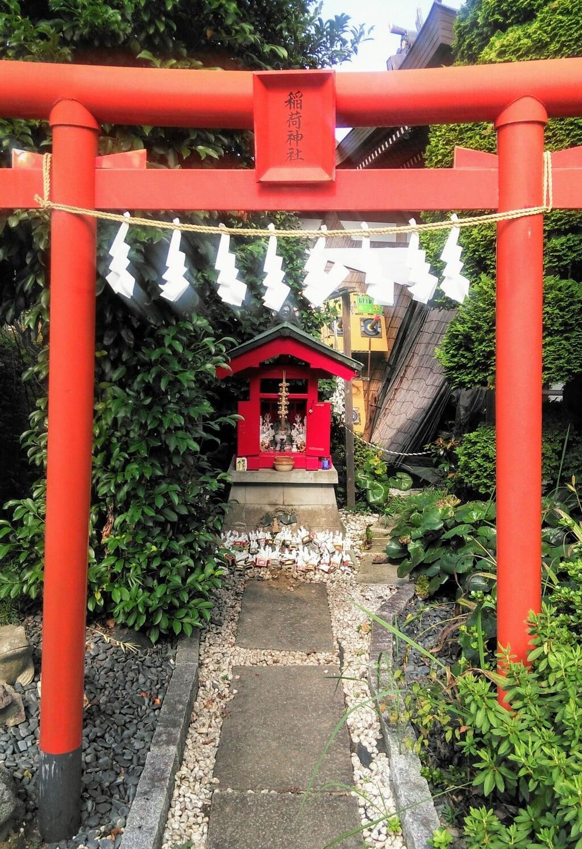 水宮神社の末社