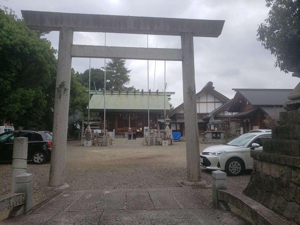 御井神社(岐阜県)