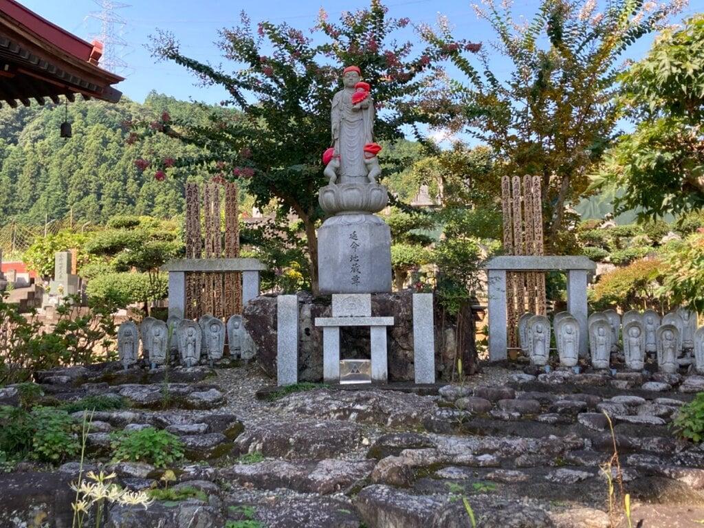 長念寺の地蔵