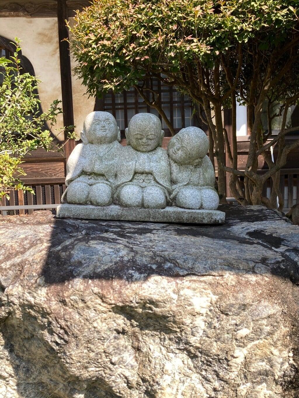 長念寺の像