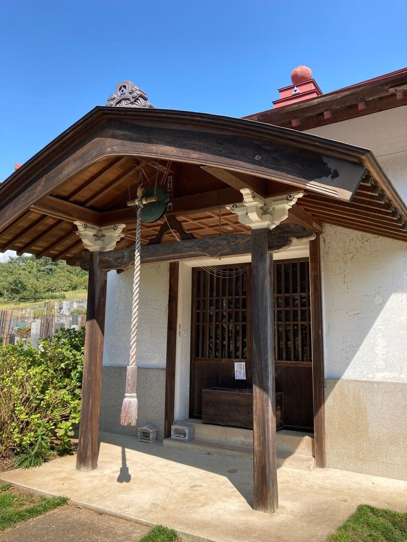 長念寺の本殿