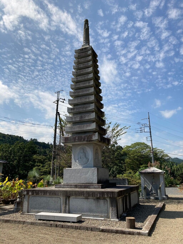 瀧泉寺の塔