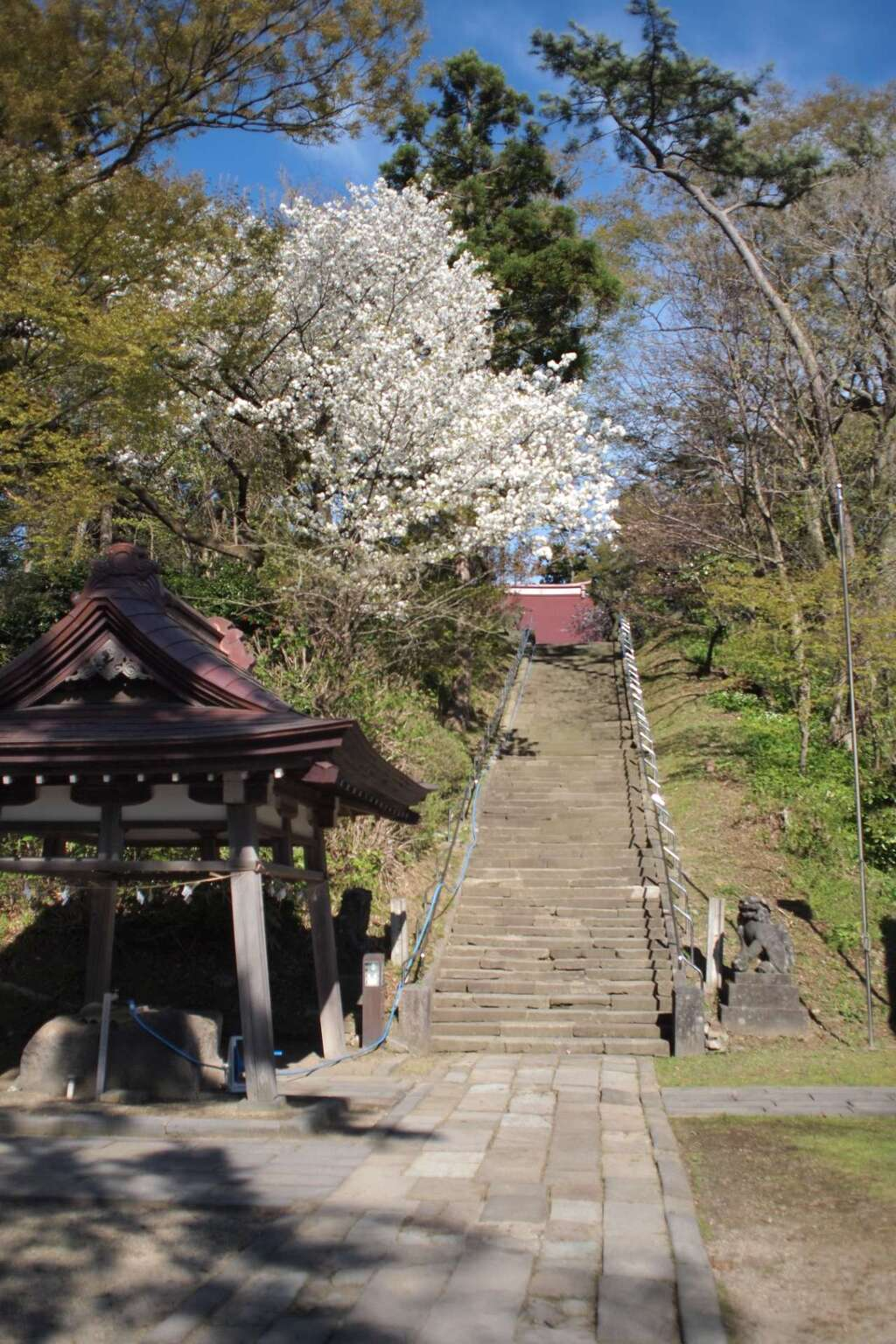古四王神社(秋田県)