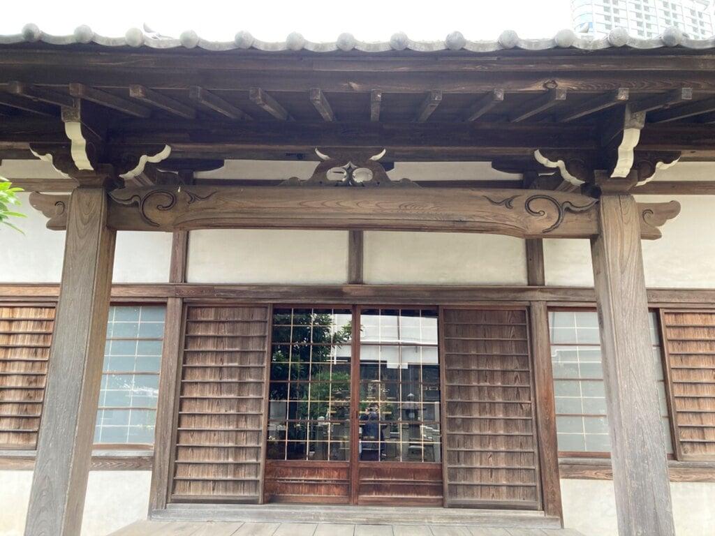 専福寺の本殿