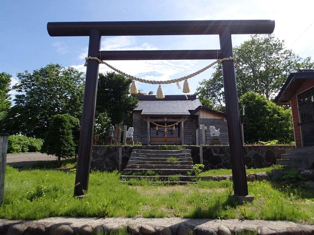 恵比須神社の鳥居